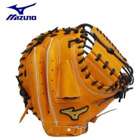 硬式野球用キャッチャーミット 1AJCH21000 542X ビターオレンジX