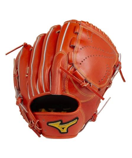 硬式野球用グローブ 1AJGH21101 M52 Mスプレンデッドオレンジ